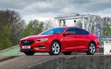 4 star Vauxhall Insignia Grand Sport