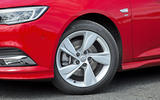 Vauxhall Insignia Grand Sport alloy wheels