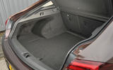 Vauxhall Insignia Grand Sport boot space