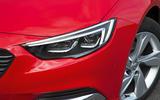 Vauxhall Insignia Grand Sport headlights