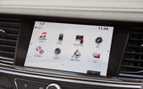 Vauxhall Insignia Grand Sport infotainment system