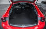 Vauxhall Insignia Grand Sport seats down