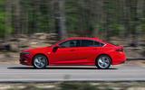 Vauxhall Insignia Grand Sport side profile