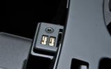 Vauxhall Insignia multimedia port