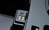 Vauxhall Insignia multimedia port