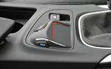 Vauxhall Insignia infotainment touchpad