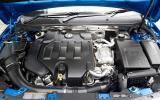 2.0-litre Vauxhall Insignia VXR engine