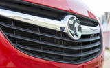 Vauxhall Meriva front grille