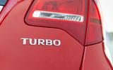Vauxhall Meriva Turbo badging