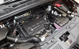 The 1.4-litre turbocharged petrol engine in the Vauxhall Mokka