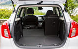 Vauxhall Mokka X boot space