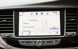 Vauxhall Mokka X infotainment system