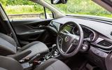 Vauxhall Mokka X interior