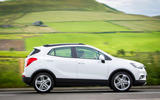 Vauxhall Mokka X side profile