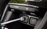 Vauxhall Mokka X USB port