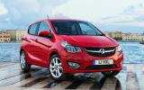 New Vauxhall Viva revealed ahead of its summer 2015 launch