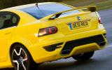 Vauxhall VXR8 rear end