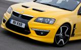 Vauxhall VXR8 front end