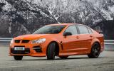 Vauxhall VXR8 GTS first drive review