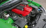 5.0-litre V8 Vauxhall VXR8 GTS-R petrol engine