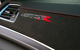 Vauxhall VXR8 GTS-R Alcantara dash trim