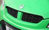 Vauxhall VXR8 GTS-R front grille