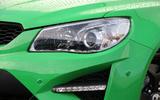 Vauxhall VXR8 GTS-R headlights