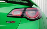 Vauxhall VXR8 GTS-R rear light