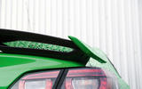 Vauxhall VXR8 GTS-R rear spoiler