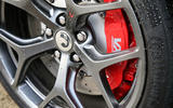 Vauxhall VXR8 GTS-R red brake calipers