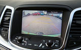Vauxhall VXR8 GTS-R reversing camera