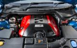 6.2-litre V8 Vauxhall VXR8 engine
