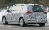 New Vauxhall Zafira uncovered