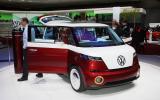 VW set to build new Microbus
