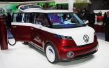 Geneva motor show: VW Bulli concept