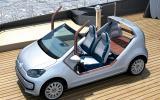 Frankfurt show: VW Up GT concept