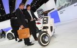 Shanghai motor show: VW E-Scooter