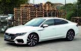 3.5 star Volkswagen Arteon