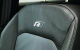 Volkswagen Arteon R-Line badged seats