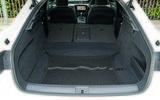 Volkswagen Arteon boot space