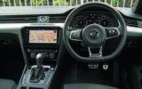 Volkswagen Arteon dashboard
