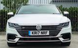 Volkswagen Arteon front end
