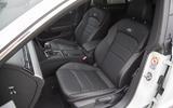 Volkswagen Arteon front seats
