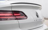 Volkswagen Arteon rear spoiler