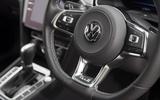 Volkswagen Arteon steering wheel