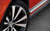 Volkswagen Beetle alloy wheels