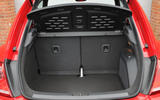 Volkswagen Beetle boot space