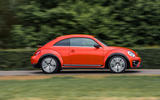 Volkswagen Beetle side profile