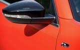 Volkswagen Beetle wing mirror