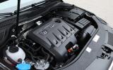Volkswagen CC diesel engine